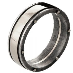 Men's Wedding Band Platinum BNG1W Catalogue