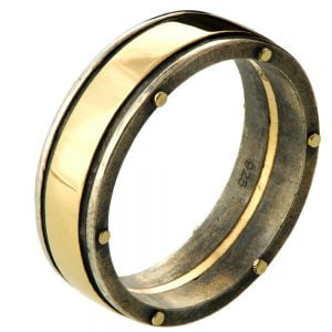 Men's Wedding Band Yellow Gold BNG1W Catalogue