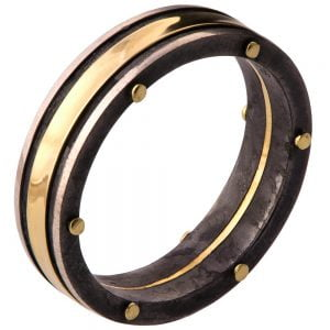 Men's Wedding Band BNG1 Yellow Gold Catalogue