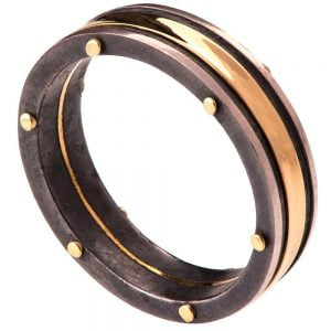 Men's Wedding Band BNG1 Rose Gold Catalogue