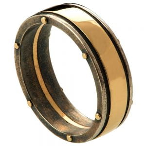 Men's Wedding Band Rose Gold BNG1W Catalogue