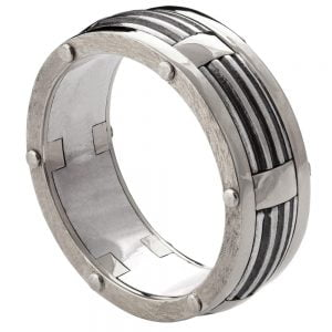Men's Wedding Band Platinum BNG10 Catalogue
