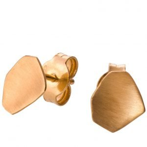 Parched Earth Earrings Rose Gold Catalogue