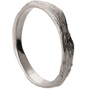 Twig Wedding Band Platinum 2 Catalogue