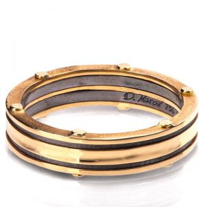 Men's Wedding Band BNG5 Rose Gold Catalogue